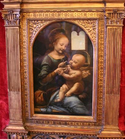 ブノワの聖母の写真