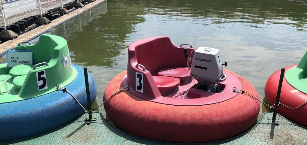 神戸ワイナリーのダンパーボートの写真