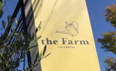 珍しい多肉植物を求め「the Farm UNIVERSAL」へ